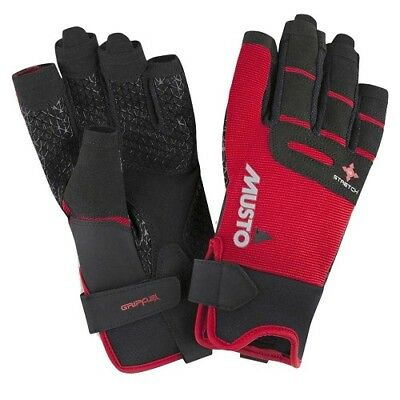 Musto Segelhandschuhe Performance Gloves - Finger frei -