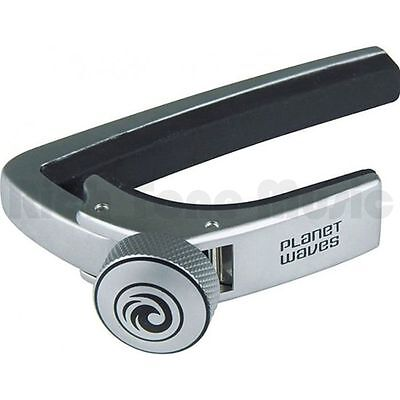Planet Waves PW-CP-02S NS Guitar Capo Silver