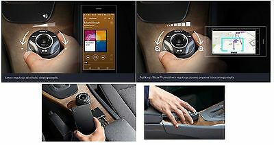 Sony rm-x7bt Adapter Mobile Phone Smartphone Control in Car Over Bluetooth Radio