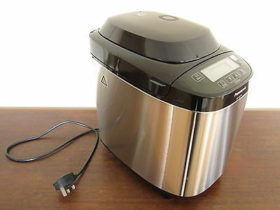 Panasonic SDZB2502BXC Automatic Bread Maker - Stainless Steel