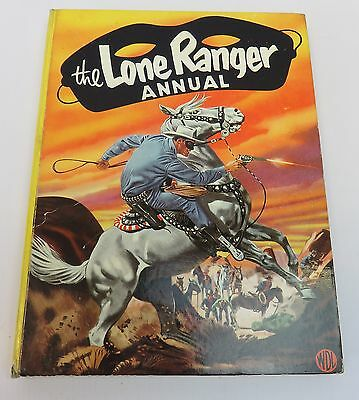 THE LONE RANGER ANNUAL 1950s 1ST ONE