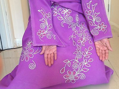 Abaya/Jilbab/Asian/Indian/Maxi Dress/Anarkali/Wedding Lengha/Suit/Kameez/Bridal