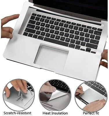 "Full Guard Wrist Pad Palm Rest Cover Laptop Skin Case For Macbook 11""13""15""inch"