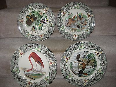 John James Audubon Plates - The Birds of America 4 PLATES LOT B