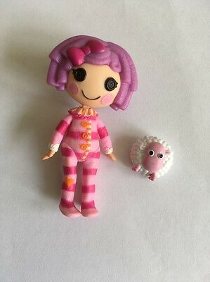 Lalaloopsy Mini Dolls - Pillow Featherbed With Sheep Accessory