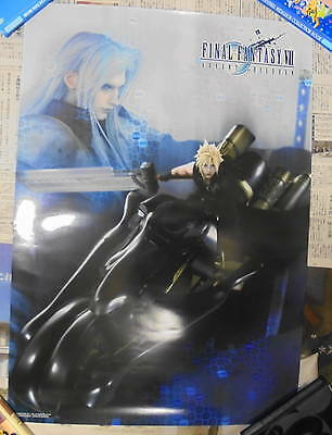 Game Official Poster FINAL FANTASY 7 Ⅶ ADVENT CHILDREN Size B2 Tokyo game show