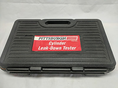 Pittsburgh 62595 cylinder leak down tester