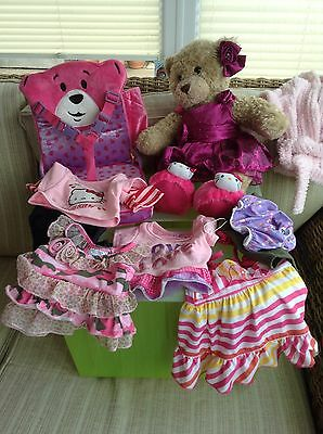 build a bear with accessories & clothing