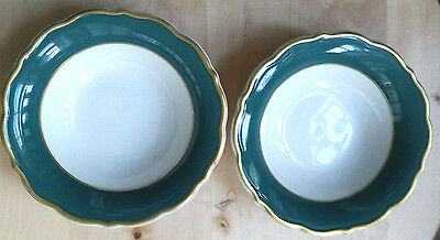( 2 ) *SYRACUSE CHINA*  USMC  Marnie Corps   SMALL BOWLS   *EXCELLENT CONDITION*