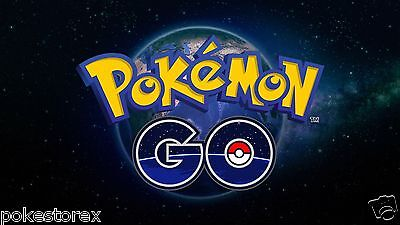 Pokemon-Go-Account | Level 34 | Instant delivery | No warning or shadow ban