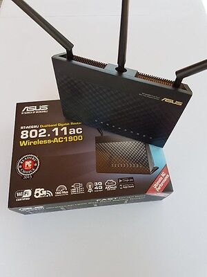 ROUTER ASUS RT-AC68U AC1900 supporta WRT