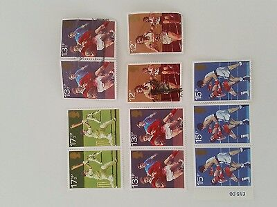 uk sports stamps