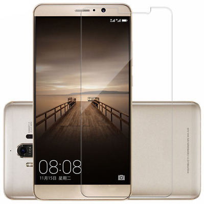 100% Genuine Tempered Glass Screen Protector Film For Huawei Mate 9