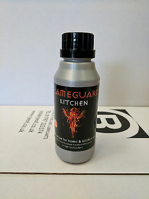 Heating Oil Additive Flameguard - Exocet Alternative 250Ml Treats 1500 Litres
