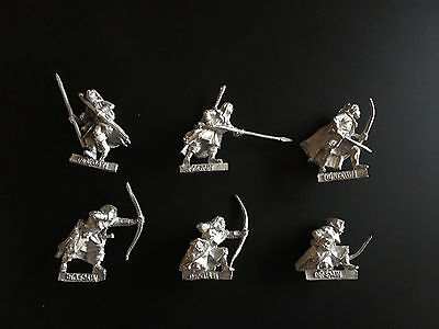 Warhammer Lord of The Rings LOTR - Guardians of the Shire, Dunedain Metal OOP