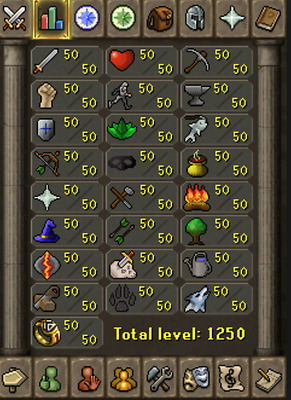 Runescape Professions Levels / Player playing for you / OSRS / Any 99+ or max
