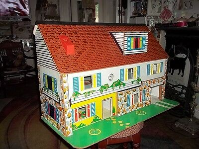 late 1960s early 1970s  dolls house