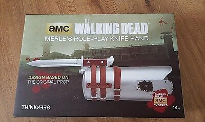 The Walking Dead - Merle Dixon's Role Play/ Cosplay Knife Hand