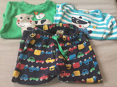 Frugi Baby Boys Bundle - 12-18 Months