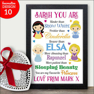 Personalised Birthday Anniversary Gifts Presents Wife Girlfriend For Her