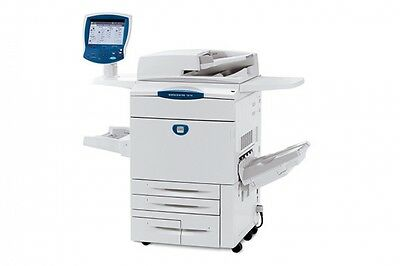 Xerox Docucolor 252 Color Printer Copier with ERB - Bustled Fiery