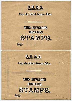 GB OFFICIAL OHMS STAMP OFFICE ENVELOPE c1920