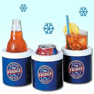 Fridge Freezable Can Cooler - Sold Individually
