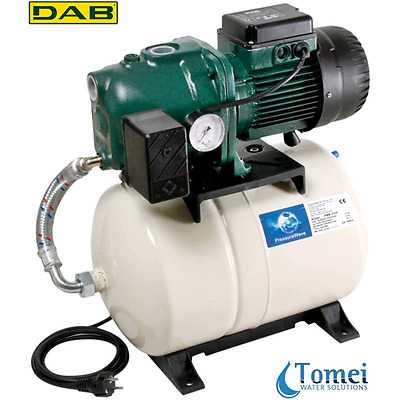 Automatic Pressurisation Group Electro Water Pump AQUA JET 112 M-G 0,75KW DAB