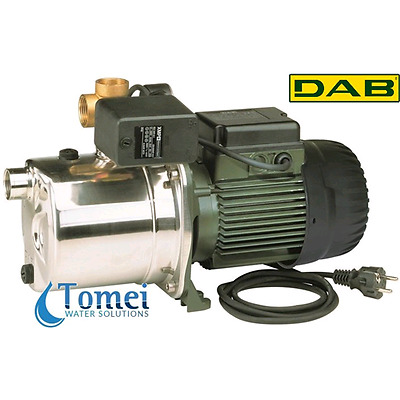 Centrifugal Electro Water Pump SET UP in Steel EUROINOX 40/50M-P 0,75KW 240V DAB