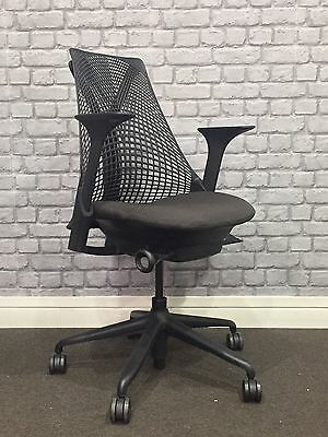 Herman Miller Sayl Grey Office Chair