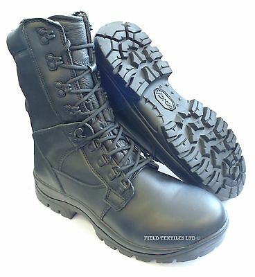 Magnum Elite Ii Boots - Black Leather - Brand New - Various Sizes - Army - 12736