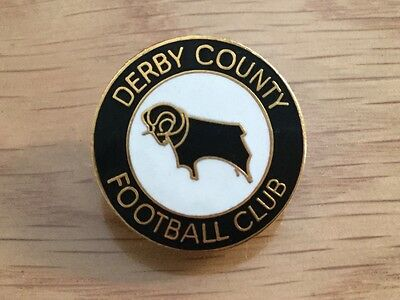 derby county football badge