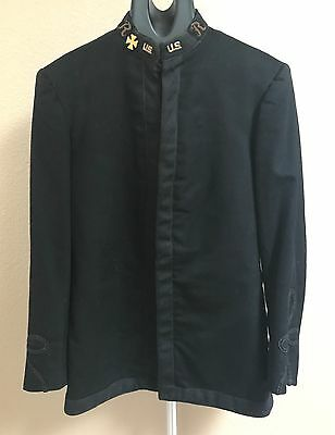 Spanish American War Us Army Officers Undress M 1895 Pattern Coat Jacket