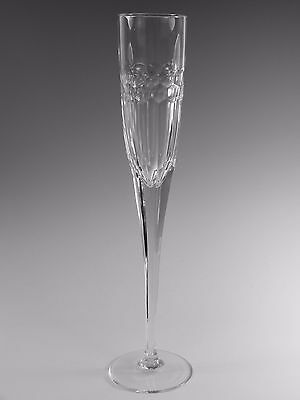 WILLIAM YEOWARD Crystal - ATHENA Cut - Champagne Flute Glass / Glasses - 14 1/2""