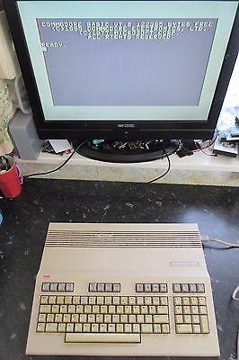 Commodore 128 - Working - Read description - trade sale
