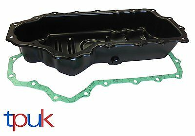 Ford Focus Transit Connect Galaxy Smax Oil Pan Sump 1.8 Diesel + Gasket