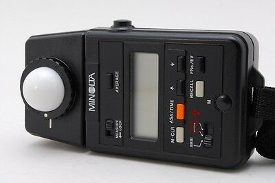 【EXC++++】 Minolta Auto Meter IIIF III F Light Meter from JAPAN #921