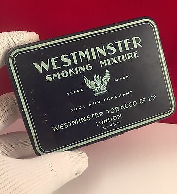 Old & Rare Cigarettes Box Westminster Tobacco Labels N° 430  London  打火機