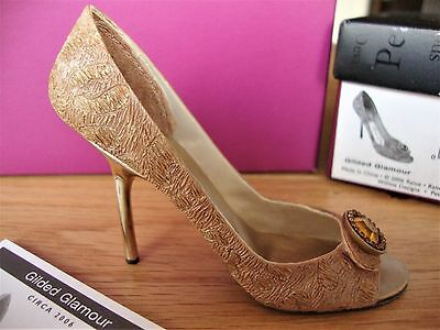 Just The Right Shoe - Gilded Glamour