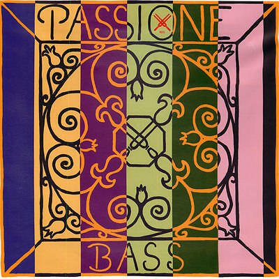 Pirastro Passione Double Bass Strings Set