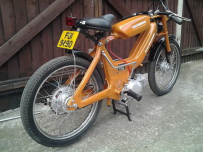 puch maxi bobber