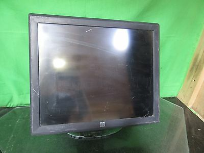 """ELO Touchsystems ET1915L-7CWA-1-G 19"""" LCD Monitor with Stand ~"""