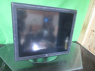 """ELO Touchsystems ET1915L-7CWA-1-G 19"""" LCD Monitor w/ Stand ~"""