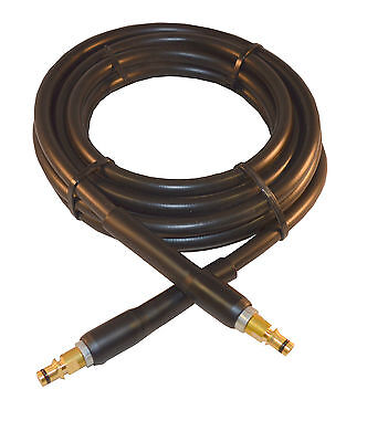 New 10m Hose fits KARCHER K2 Full Control RUBBER Heavy Duty Hose ( see picts )