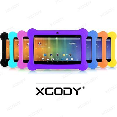 Light Weight Shock Proof Silicone Case Cover for 7.0 7'' inch Tablet XGODY T73Q
