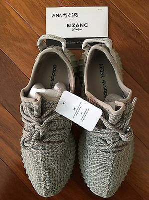 Adidas YEEZY Boost 350 - Moonrock - Size 10 US - DEADSTOCK - 100% Authentic