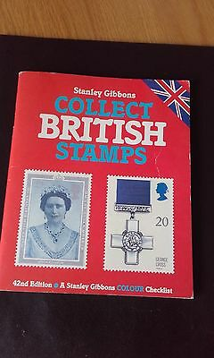 GIBBONS COLLECT BRITISH STAMPS 42nd  EDITION 1991?