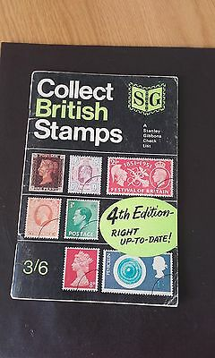 GIBBONS COLLECT BRITISH STAMPS 4th EDITION 1969