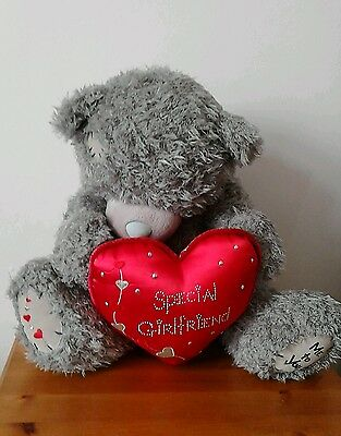 Very large me to you bear with special girlfriend on heart