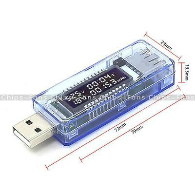 USB Charger Medical Power Detector Test Of battery of Current Voltage Tester CF